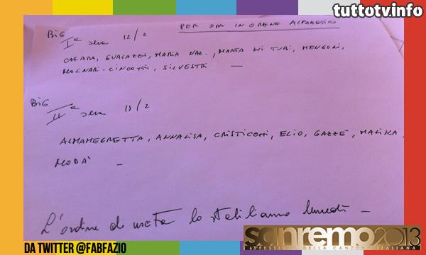 sanremo2013_scaletta_prima-seconda_serata