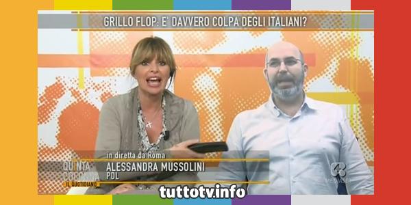 alessandra-mussolini_vito-crimi_cartonato