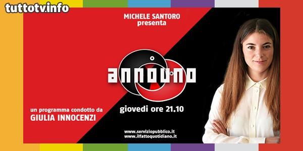 announo_giulia-innocenzi_cover