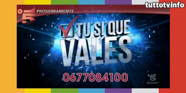 tu-si-que-vales_canale5_logo