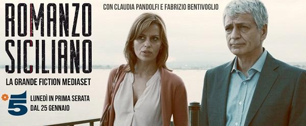 Romanzo Siciliano, anticipazioni sulla nuova fiction di Canale 5