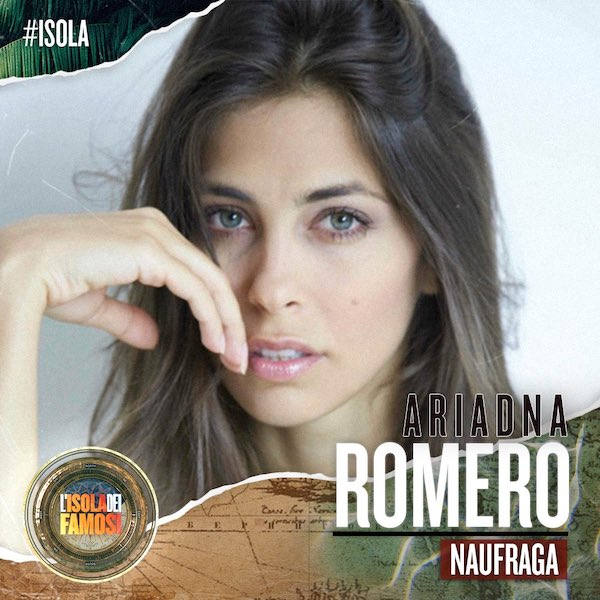 ariadna-romero-naufraga-isola-2019