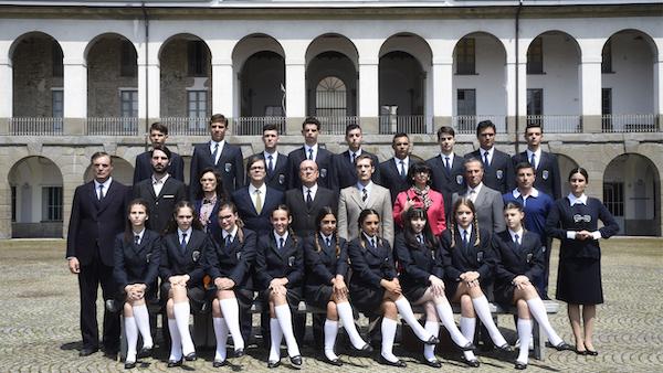 il-collegio-cast-2019
