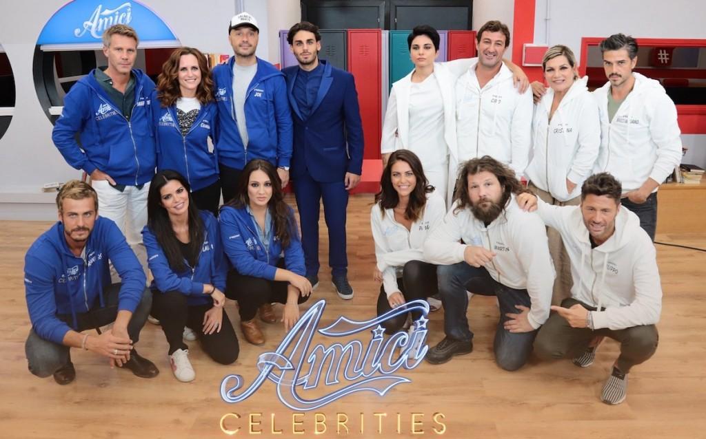 amici-celebrities-cast